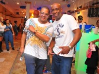 Rocatone And Irie Dale Year To Year White T-Shirt And Blue Jeans Affair @ Laroose Hall Bronx Ny
