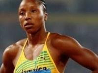 Jamaica's Olympic 100m silver medallist Sherone Simpson gets 18-month ban