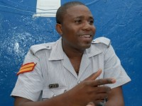 Heroic cop humbled by attention after J$10 million find