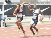 Jamaica Collage run blazing 39.72 to win 4X100m at Penn Relays