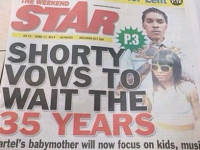 "Shorty Vows To Wait The 35 Years For Vybz Kartel ""There Is A God and I Have Hope"""