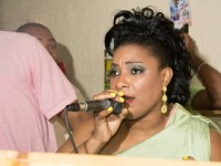 Tina Go Getta Mobay Link Up 8 @ Xpressions Lounge, Bronx NY
