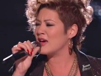 """Tessanne Chin Performed """"Everything Reminds Me Of You"""" on THE VOICE"""