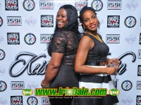Dj Toonie And Keisha Martin Birthday Party @ Kenahm Lounge, Brooklyn Ny