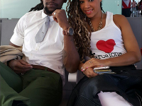 Jah Cure, Kamila arrive in Madrid for Barcelona's 'crowning'