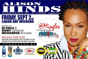 ALISON HINDS SEPT.2ND 16