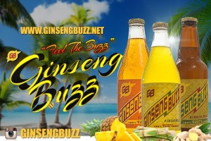 GINSENG BUZZ NEW