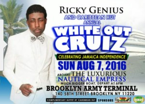 RICKY BOAT AUG 7TH 16
