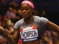 Elaine Thompson powers Jamaica to gold in 4x200m at World Relays