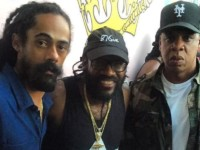"JAY-Z and Damian Marley Video ""Bam"""