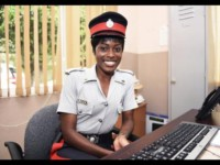 Armed And Beautiful – Serving Cop Among Miss Jamaica World Finalists