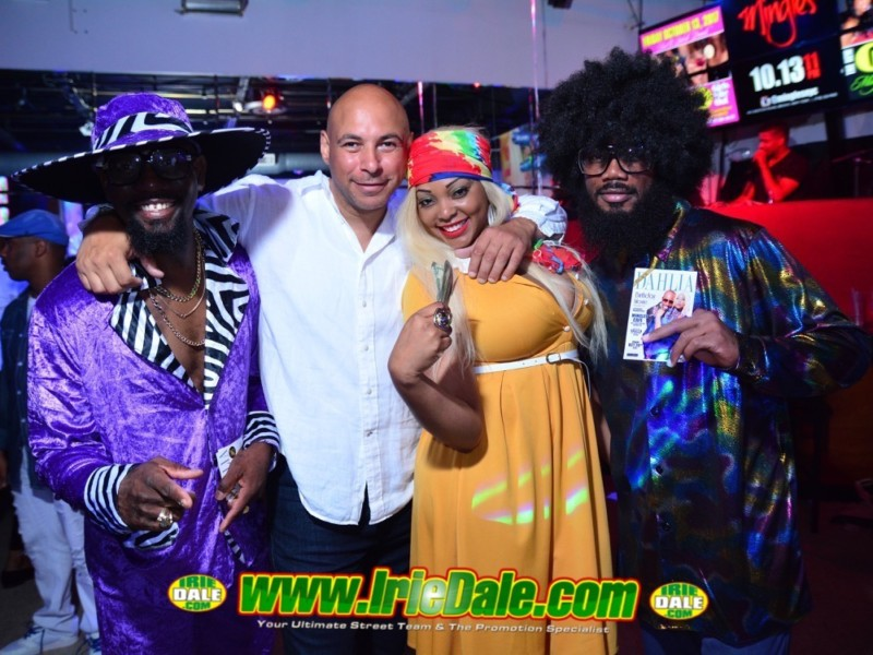 Mingles Year To Year Retro Party 2017