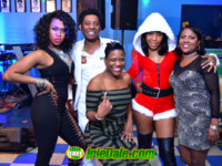 Mr.Rajah And Girlfriends X-mas Party @ Jamex, Bronx Ny