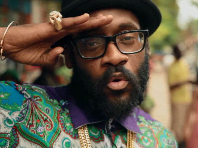 Tarrus Riley and musician friends bring holiday joy with free concert in Jamaica (Pictures and Video)