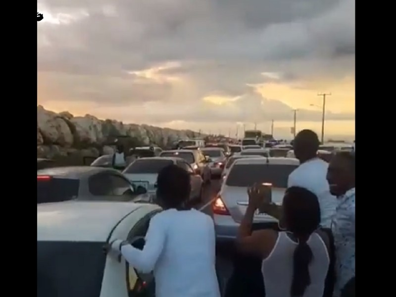 BANNED: No entertainment events for Palisadoes, Jamaica after traffic jam