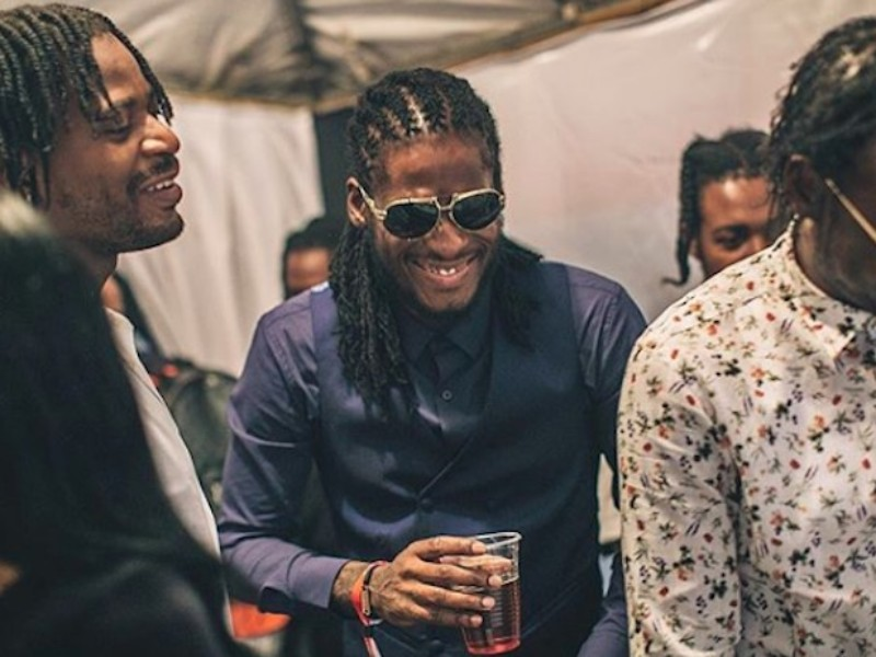 Dancehall Artiste Aidonia Explains Attacked At Event In St. Kitts
