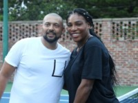 Serena Williams Gave Sean Paul Some Tennis Lessons