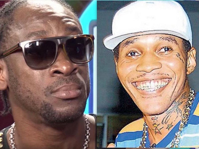 "Vybz Kartel Calls Bounty Killer His Daddy ""I Learn From The Best"""