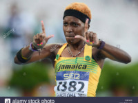 Russell keeps Jamaica's Gold Coast gold rush going