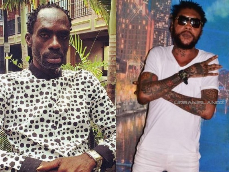 Ninjaman Stays Fresher Than Vybz Kartel In Prison In Leaked Video
