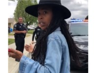 Bob Marley's granddaughter detained by US police
