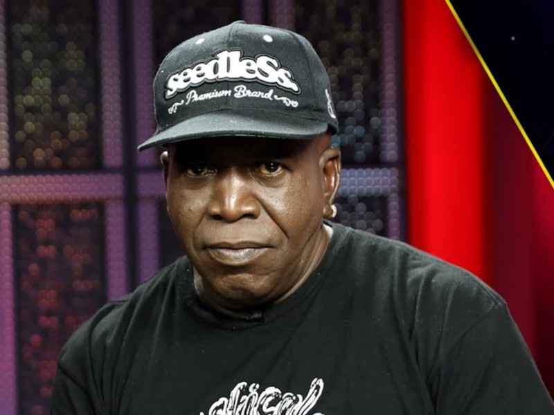 Barrington Levy Recovering After Getting Shot In The Back