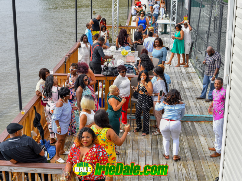 Sherone / Sherriberri Brunch Party By The Hudson The June Edition