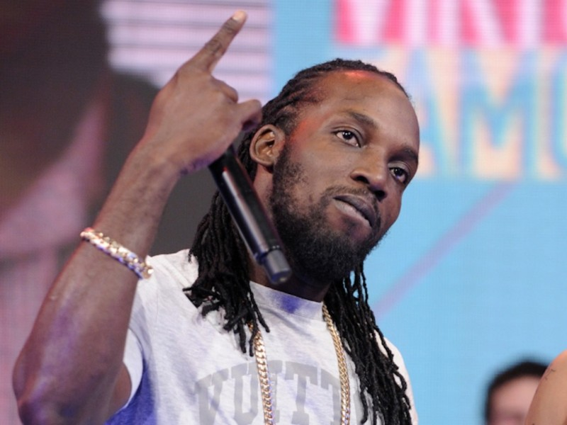 Mavado Staying Away From Jamaica Fearful For His Safety