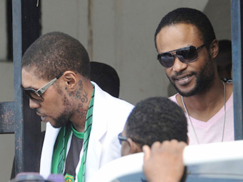 Vybz Kartel & Shawn Storm Nervous As They Awaits Appeal Verdict