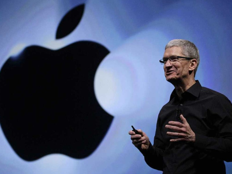 Apple Is Now The World's First $1 Trillion Dollar Company