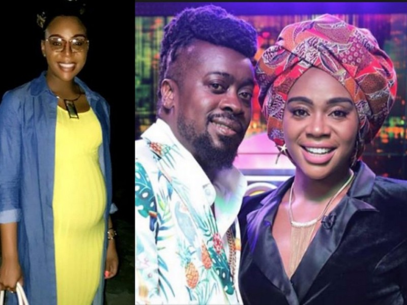 Beenie Man Baby Mama Krystal Shows Off Her Baby Bump