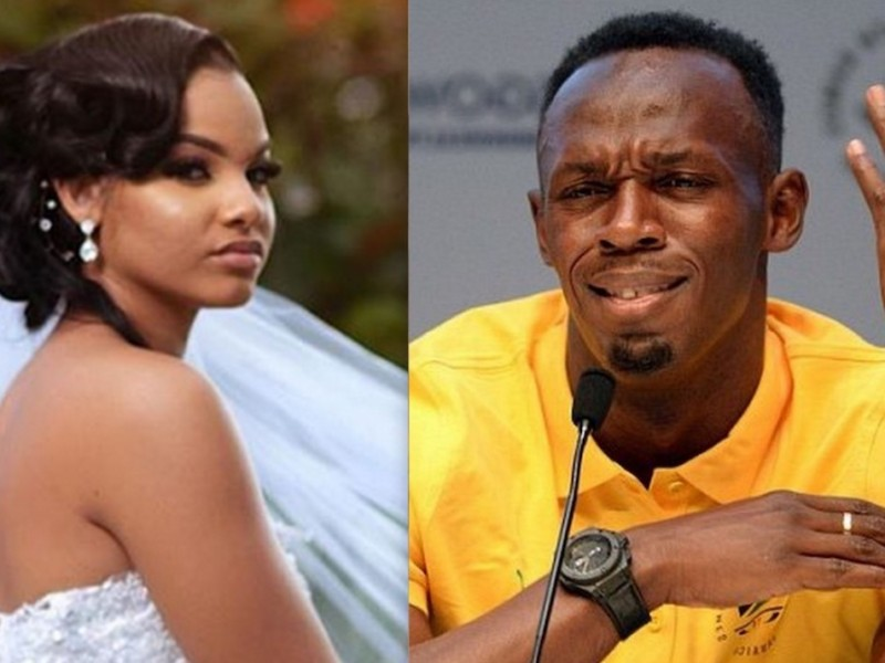 Usain Bolt Exposed After Sliding In A Married Woman's DM