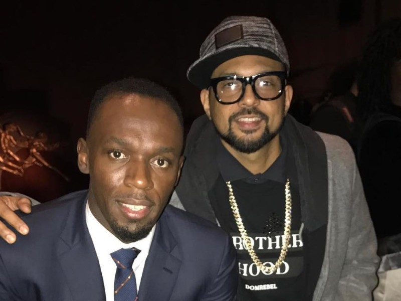 Sean Paul and Usain Bolt Name Climate Change Ambassadors For The Caribbean