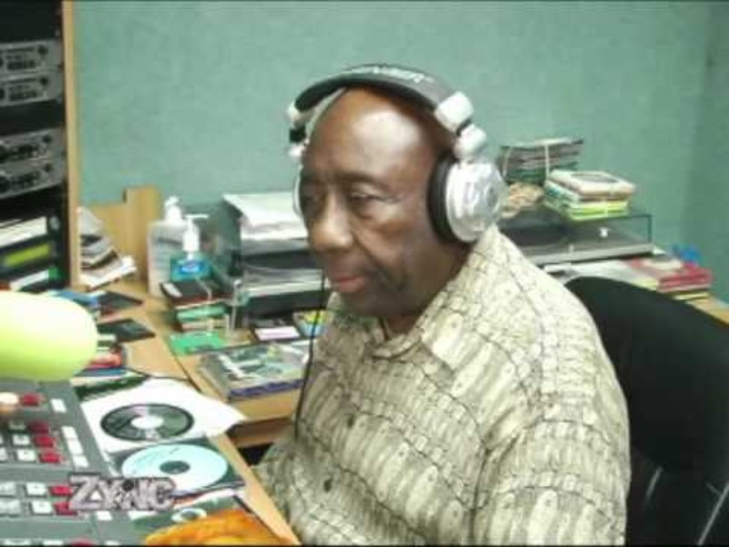 Gil Bailey is back on the air
