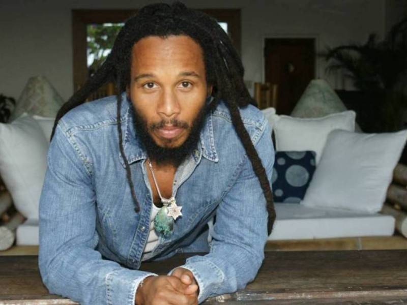 Ziggy Marley Explains Why He Said He Is Not Black