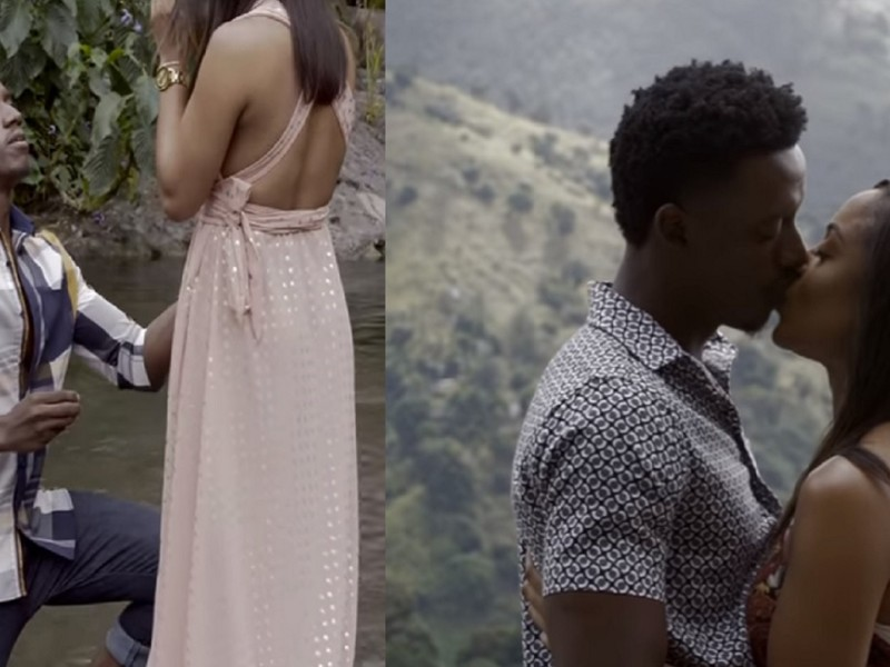 Romain Virgo gets engaged to longtime girlfriend