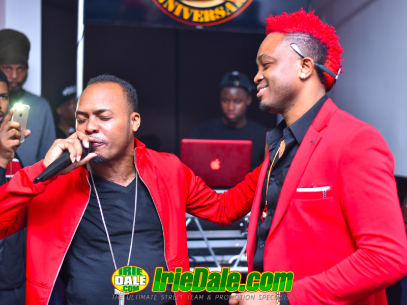 Patexx Red And Black Birthday Bash @ Ultimate Grill, Bronx Ny