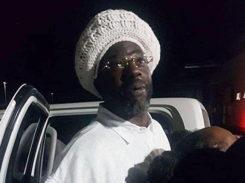 Buju Banton Arrives In Jamaica To Massive Crowd At Airport