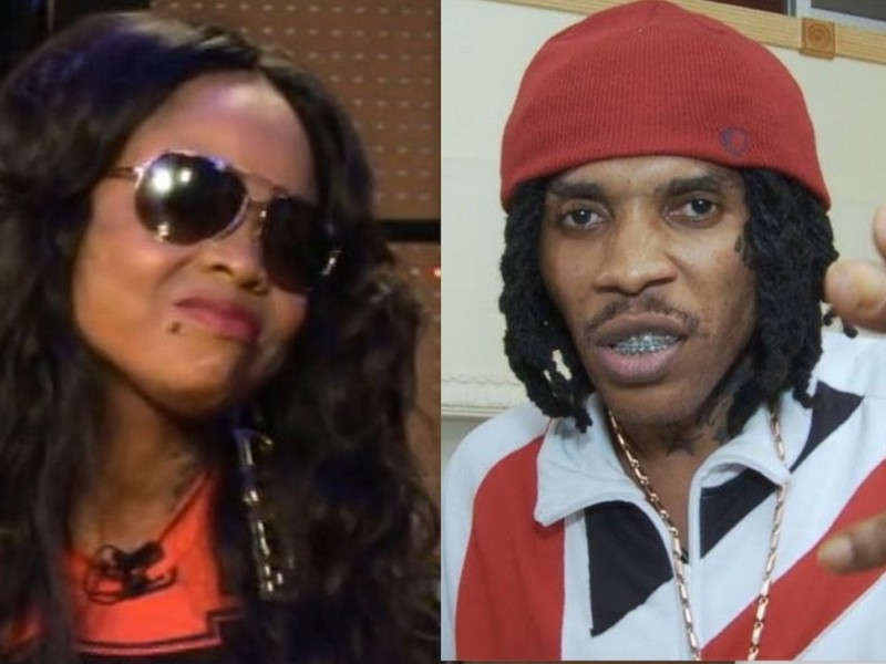 Vybz Kartel Daughter Speak On Relationship With His Sons and Shorty Johnson