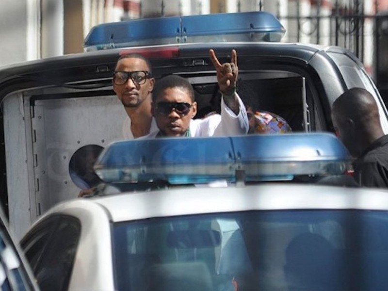Vybz Kartel Could Get Two Cops Fired, Here Is What Went Down
