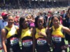 Jamaican women cop 4x100m, 4x400m in cool 'Philly' (VIDEO)