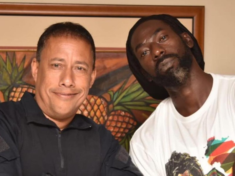 Buju Banton Trinidad Police Commissioner Apologize To Singer For Cops Harassment