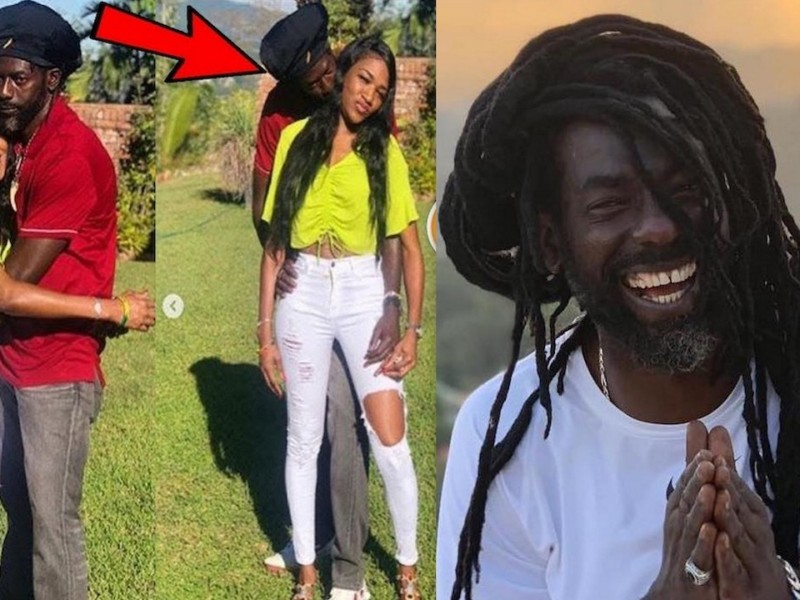 Buju Banton Break His Female Fans Hearts Pic Of New Girlfriend Went Viral