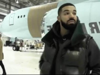 "Drake Now Owns His Own Private Jet ""Air Drake"" Here Is A Look Inside (Pictures and Video)"