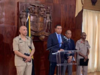Jamaica PM declares state of emergency in St Andrew South