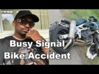 Dancehall Artiste Busy Signal Involved In Motorcycle Crash In Columbia