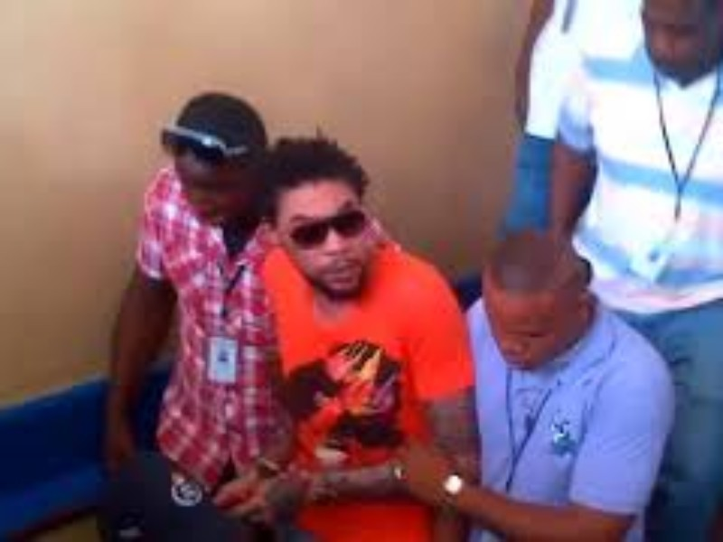 Vybz Kartel Fans Shook After Video Of Deejay At The Hospital Surfaced