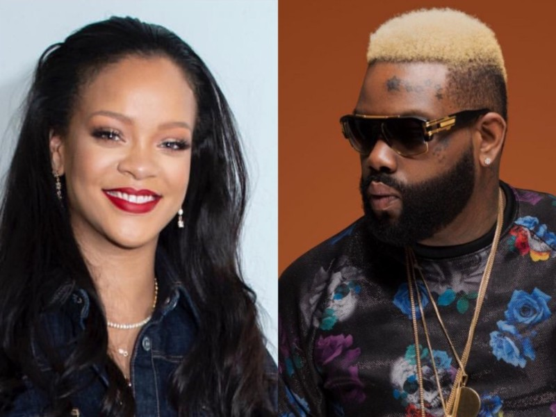 Rihanna Quietly Registers New Dancehall Track 'Private Loving' With Demarco