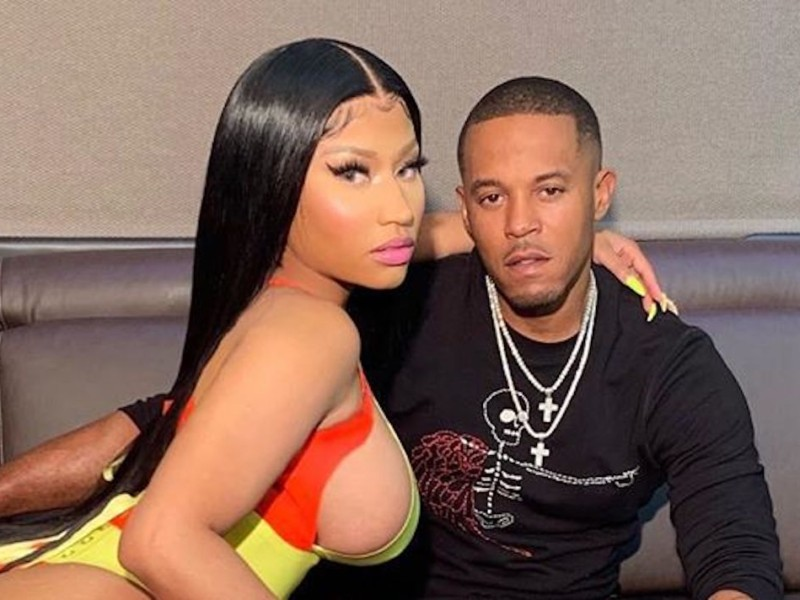 Nicki Minaj Announces Retirement From Rap To Start Family With Kenneth Petty