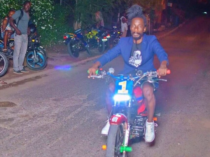 Sizzla Released From Hospital, Recovering From Broken Leg In Motorcycle Crash
